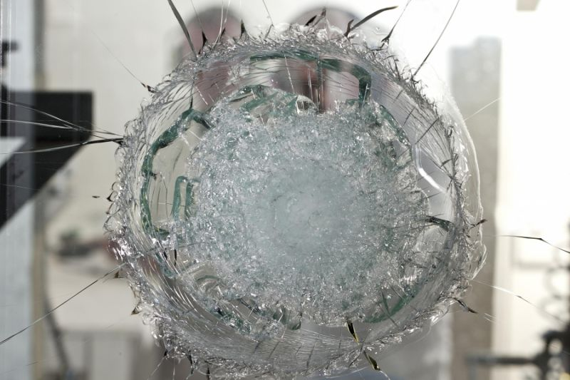 Bullet Resistant Glass and Security Film